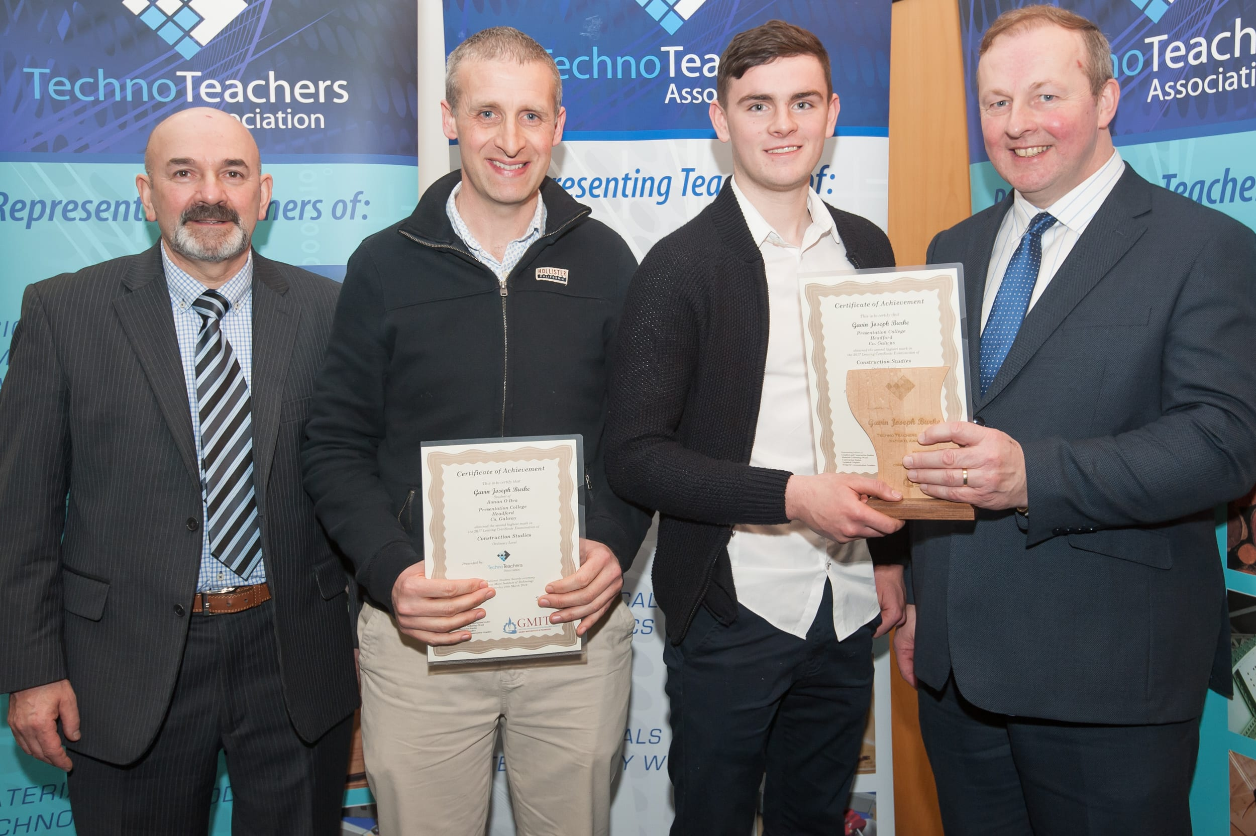 PCH student wins 2nd place overall in Leaving Certificate