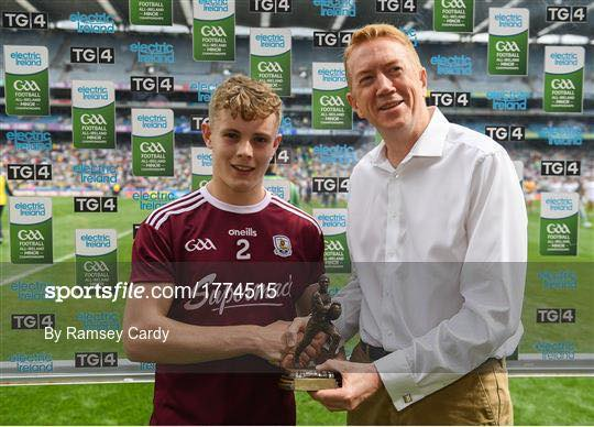 PCH students star for Galway in Croke Park!