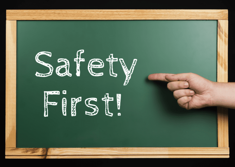 First Year Induction: Safety Video